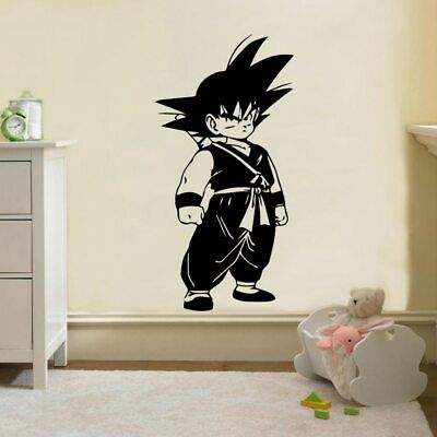 Dragon Ball Wall Stickers Vinyl Self Adhesive Wallpaper For Children's Room Wall