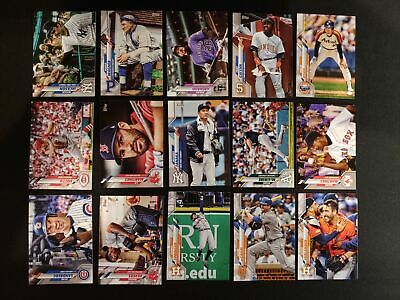 2020 Topps Series 1 PHOTO IMAGE VARIATION SP You Pick From List $0.99 MAX SHIP