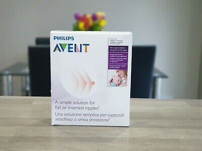 Philips Avent Flat Or Inverted Nipples Breastfeeding Solution