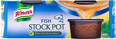 Knorr Stock Pot Fish (4x4x28g)