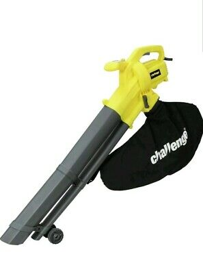 Challenge YT6201-12 Garden Blower and Vacuum - 2600W USED
