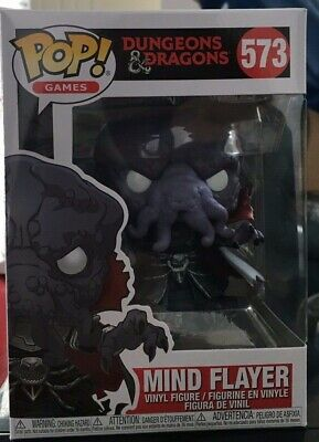 MIND FLAYER Funko POP! Vinyl Figure GAMES: Dungeons & Dragons #573