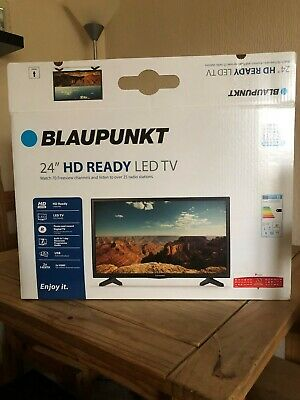"24"" Full HD LED TV with Freeview HD - BLAUPUNKT"