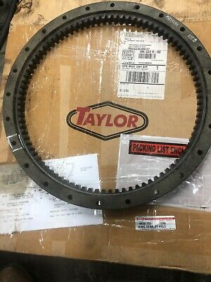 NEW Taylor Forklift Ring Gear 4420795 24 Hole