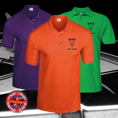 Daimler SP250 Dart Embroidered /& Personalised Polo Shirt
