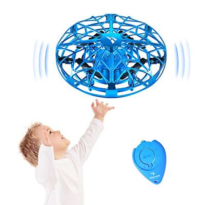 SNAPTAIN Hand Operated Drone for Kids or Adults, Flying Toys Mini Drones with 3D