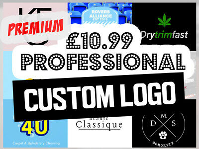 Premium Professional Custom Logo & Branding Design Unlimited Revisions Business