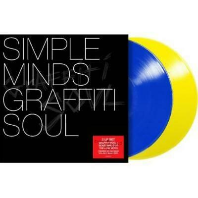Simple Minds - Graffiti Soul + Searching For The Lost Boys NEW Sealed Vinyl LP