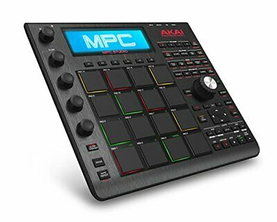 Akai Professional music production system 7GB sound source with MPC Studio Black