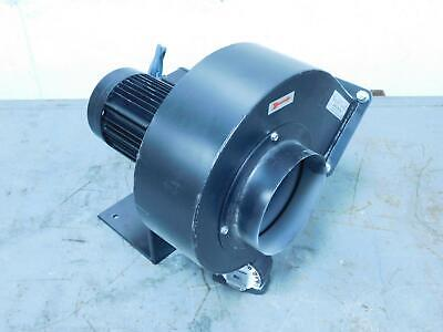 Karl Klein 75445-1.030 Centrifugal Fan Blower .37 KW T150494