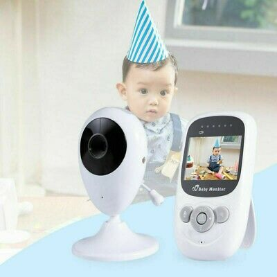2,4inch HD Visione Notturna Wireless WiFi Smart Security Video Baby Monitor