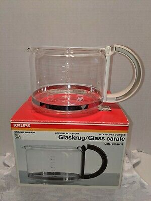 Krups Glaskrug 0770-70 Replacement glass carafe