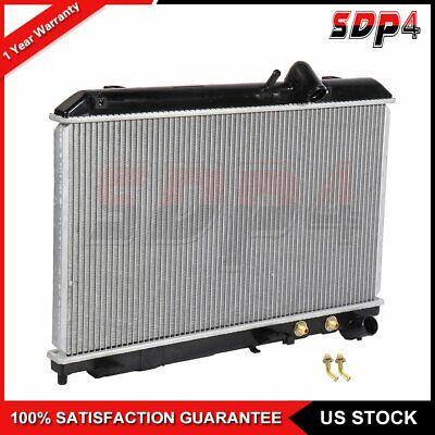 Brand New Replacement Aluminum Radiator for 04-08 Mazda RX-8 1.3L R2 Fits Q2695
