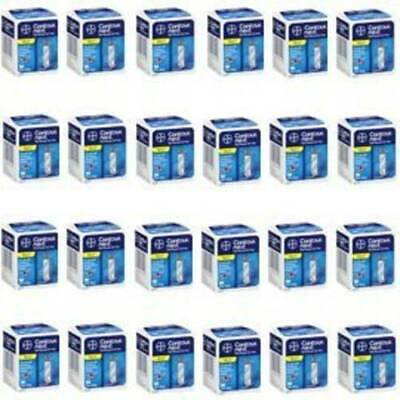 Bayer Contour Next 24 boxes of 50 ct strips TOTAL 1200 STRIPS!!!