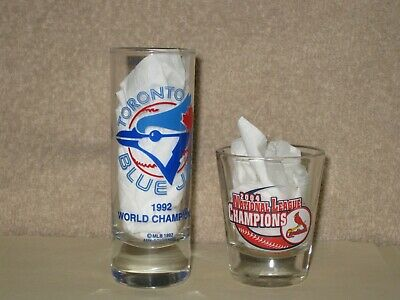 MLB Toronto Blue Jays World Series 1992 - St, Louis Cardinals NL Champs 2004