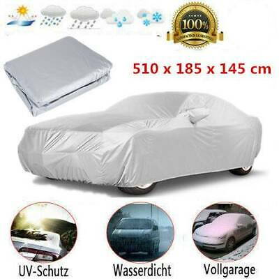 Heavy Duty Full Car Cover UV Protection Outdoor Breathable Universal XL Size