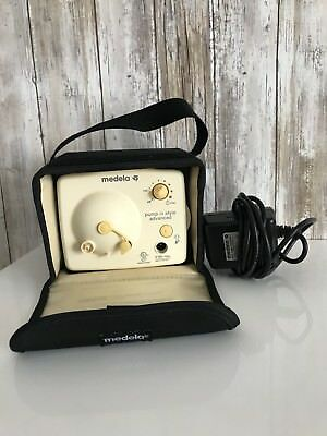 MEDELA Pump In Style Advanced Double Electric Breastpump Pump Power Supply