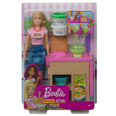 Barbie Noodle Bar Play Set