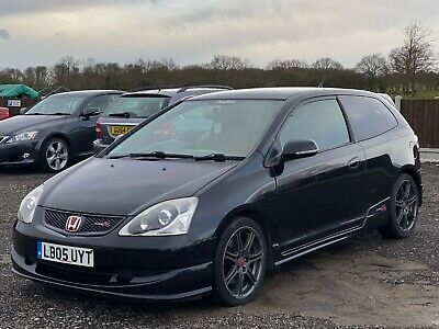 Honda Civic Type-R Ep3 - Bargain Type R - Runs And Drives Very Well - No Reserve