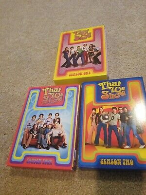 THAT '70s SHOW The COMPLETE SEASONS ONE & TWO