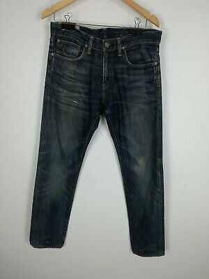 POLO RALPH LAUREN Jeans Pantalone Trousers Tg W31 L34 It: 45 Uomo Man