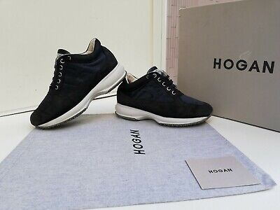 Scarpe Hogan N.35 Originali Interactive Donna Shoes Women Size,BLU,Made in Italy