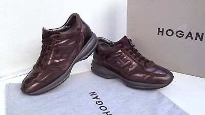 Scarpe Hogan N.37,5 Originali Donna Interactive Shoes Woman Size