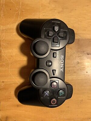 Official Sony PlayStation 3 Wireless Sixaxis PS3 Controller Genuine TESTED