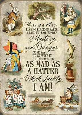 Vintage Style Retro Metal Wall Art Sign Plaque Quirky Kitchen Picture Home Decor 6 95 Picclick Uk