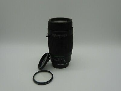 Quantaray MX AF 75-300mm f4-5.6 Multi-Coated Zoom LENS Tech-10 Minolta