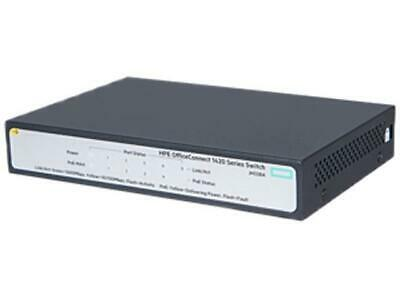 HPE OfficeConnect 1420 5G PoE+ (32W) Switch (JH328A)