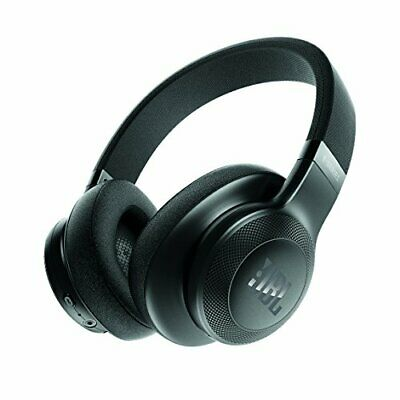 JBL E55BT Bluetooth headphone sealed / over-ear / with microphone black JBLE55BT