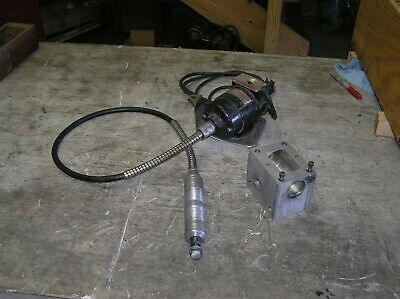 DuMore flex shaft grinder Model 6 high speed works perfectly