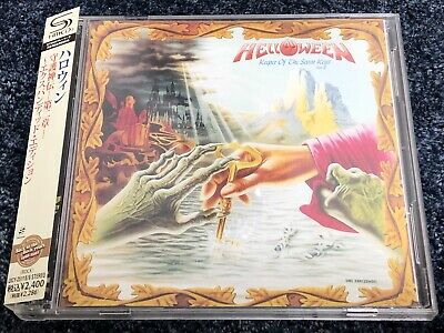 Helloween - Keeper Of The Seven Keys Part 2 Expanded Edition - Japan -UICY-25118