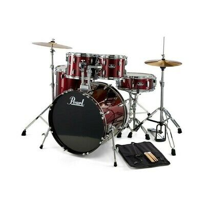 Batteria Acustica Pearl Roadshow RS-585C/C 91 Red Wine