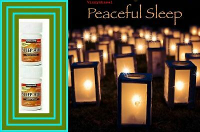 PRESIDENT'S DAY SALE  Sleep Aid  -192 Tablets- Have a Good night
