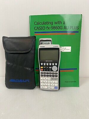 Casio fx-9860G AU PLUS Scientific Calculator