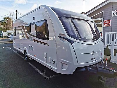 Swift Elegance 570 Caravan