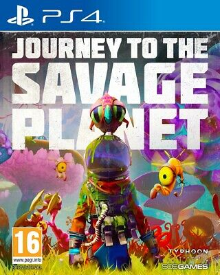 Journey to the Savage Planet | PlayStation 4 PS4 New