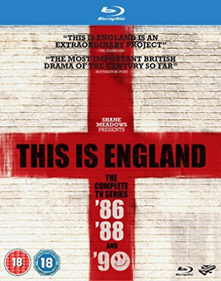 This Is England `86-`90 Blu-Ray NEW