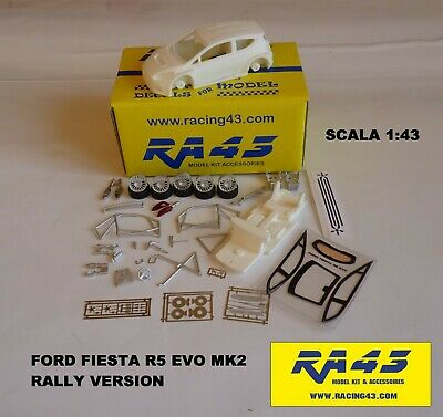 1//43 Fanaliera Ford Fiesta R5 Evo Night lamp rally