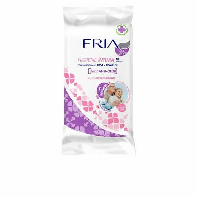 Fria Cold Senior Maxi Intimate Anti-Odor Towel 20X25 Cm 60 Units Unisex