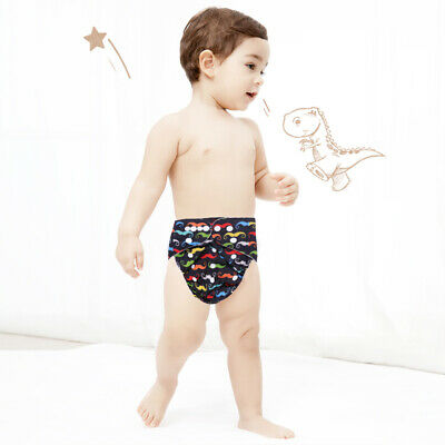 Practical Diaper Useful Washable Diaper Fabric Diaper for Newborns Infants