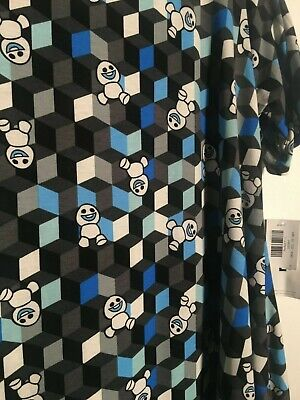 NEW Lularoe Disney Perfect T Frozen Olaf SIZE L