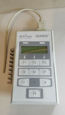 Dungs Burner Control System / Panel / Type: Bcs 300 / Used