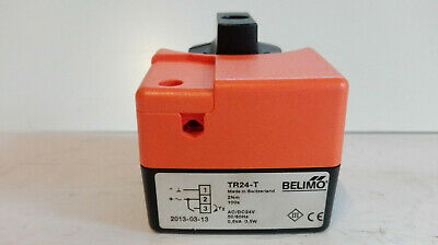 Belimo TR24-T/Rotary Actuator (24VAC / Dc 50,60Hz/0,5W ) Good Condition