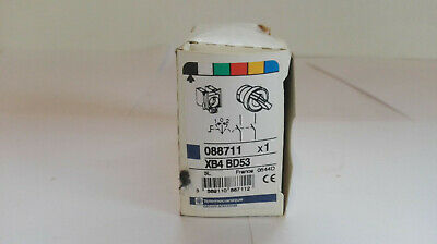 Telemecanique Type: XB4BD53 Selector Switch New