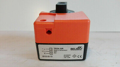 Belimo TR24-SR/Rotary Actuator (24VAC / Dc 50,60Hz/0,5W ) Good Condition