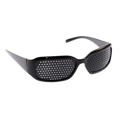 Lunette Trou Grille Stenope Vision Myopie Presbytie Amelioration Exercice Yeux