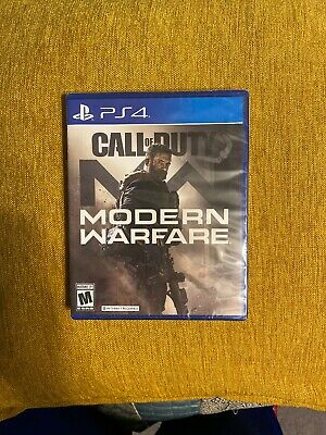 Call of Duty: Modern Warfare PS4 BRAND NEW